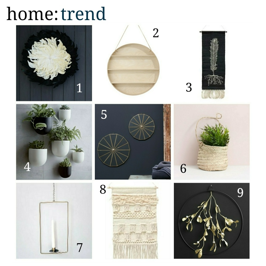 home: trend [ Hang It ]
