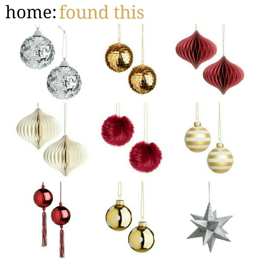 home: found this  [ Christmas decorations ]