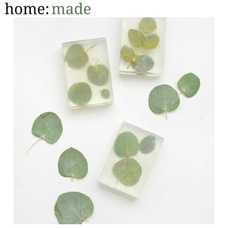 home: blog [ homemade soap]