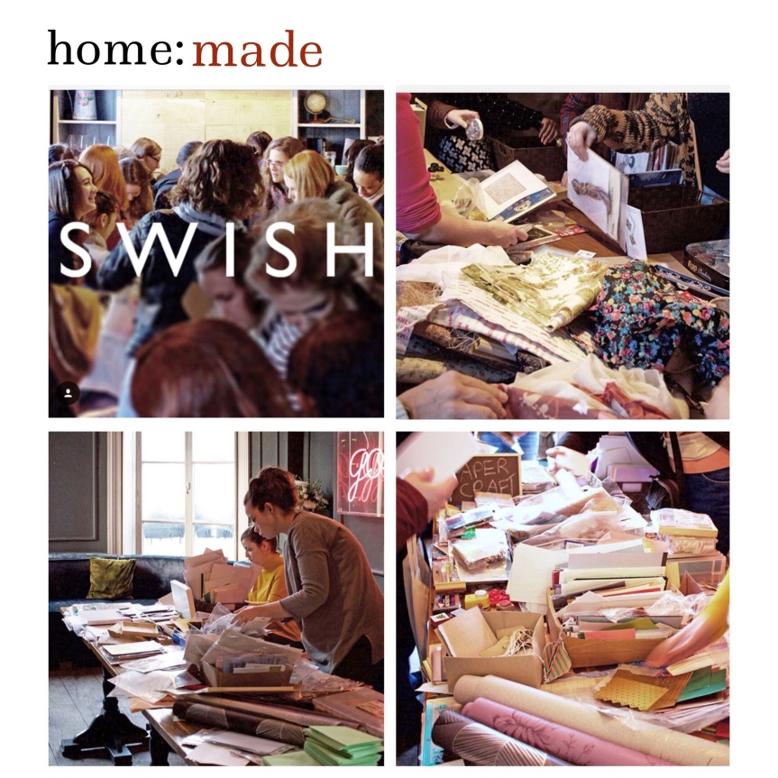 home: made [ SWISH ]
