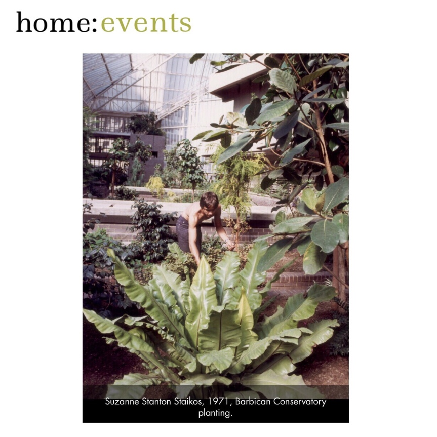 home: event [ Barbican exhibition ]