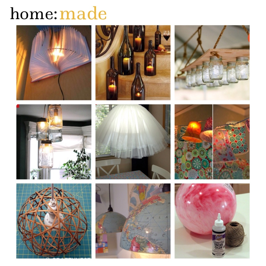 home: made [ lighting]