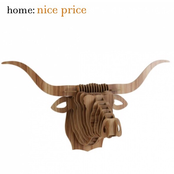 home: nice price [ bull head ]