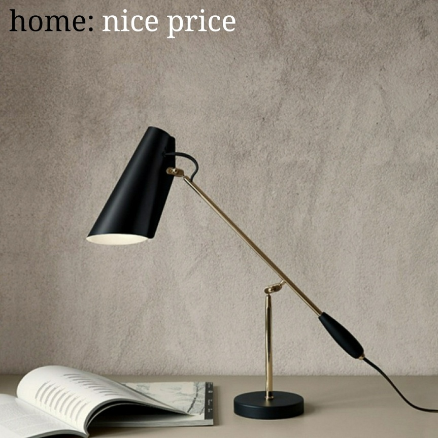 home: nice price [ Birdy lamp ]