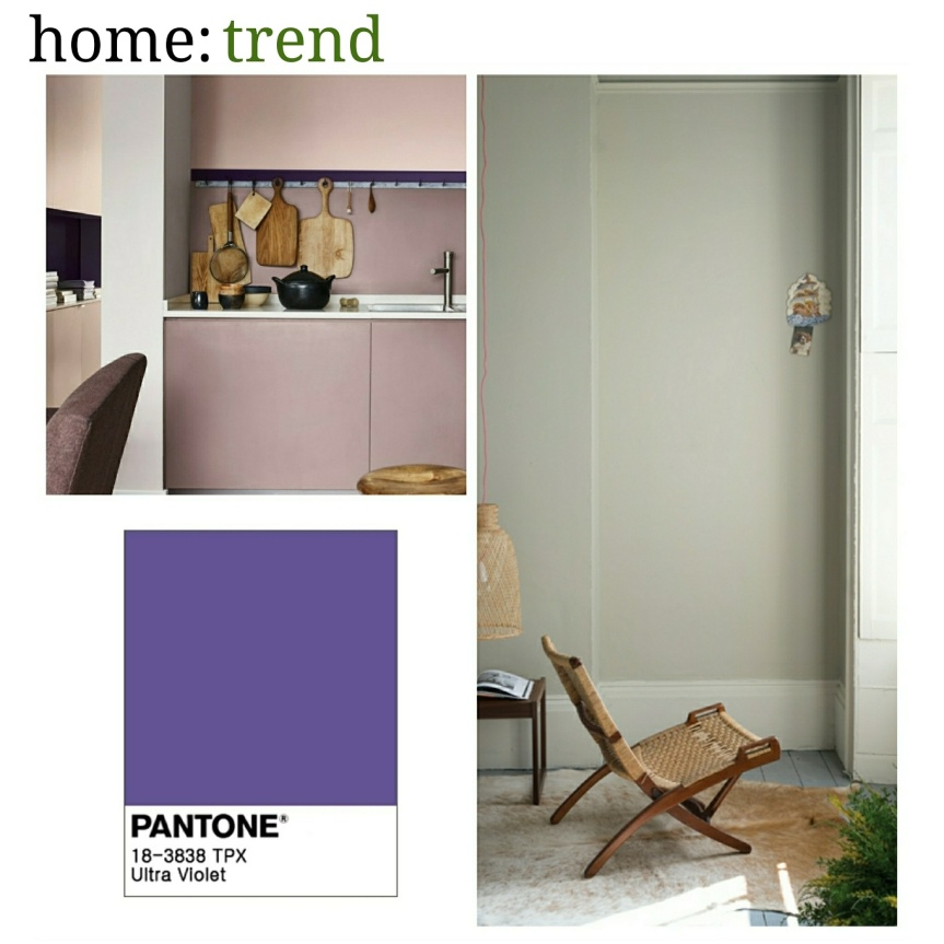 home: trend [ colours of 2018 ]