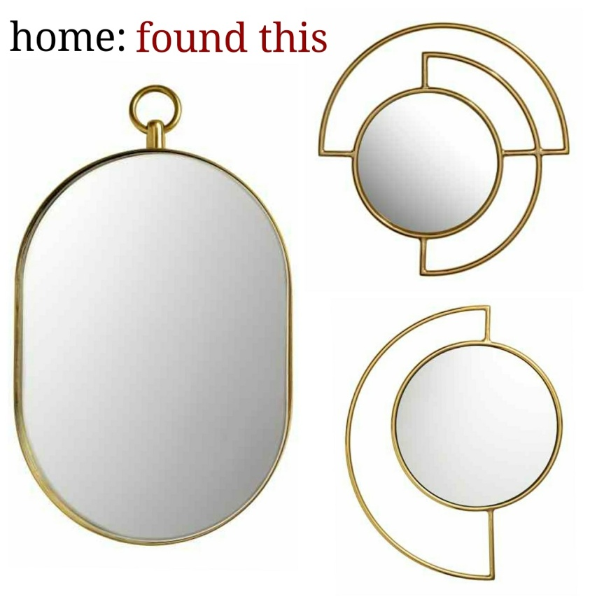 home: found this [ mirrors ]