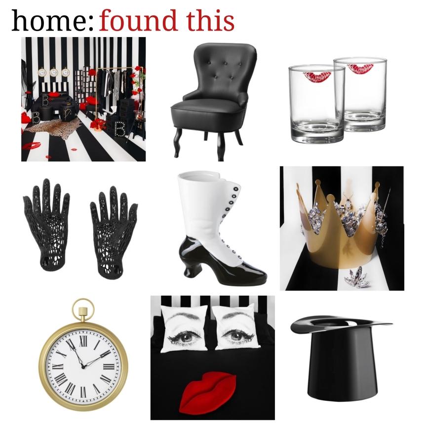 home: found this [ IKEA x B. Akerlund]