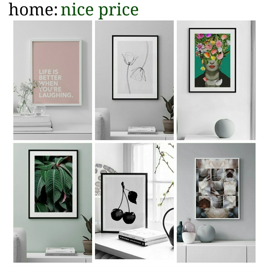 home: nice price [ Desenio ]