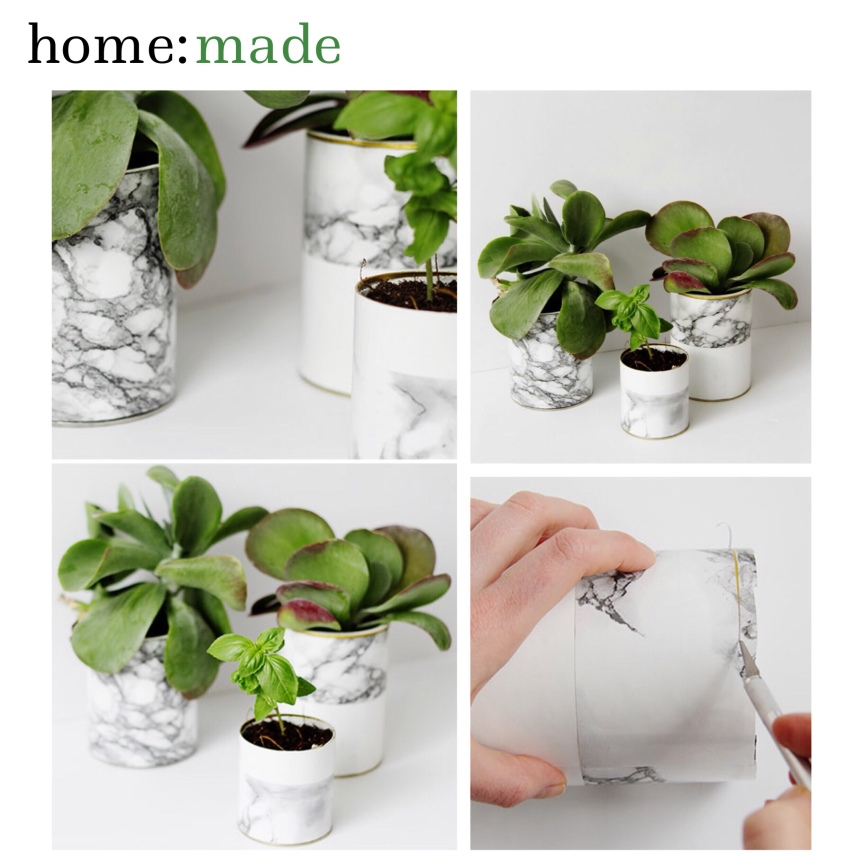 home: made [ vase]
