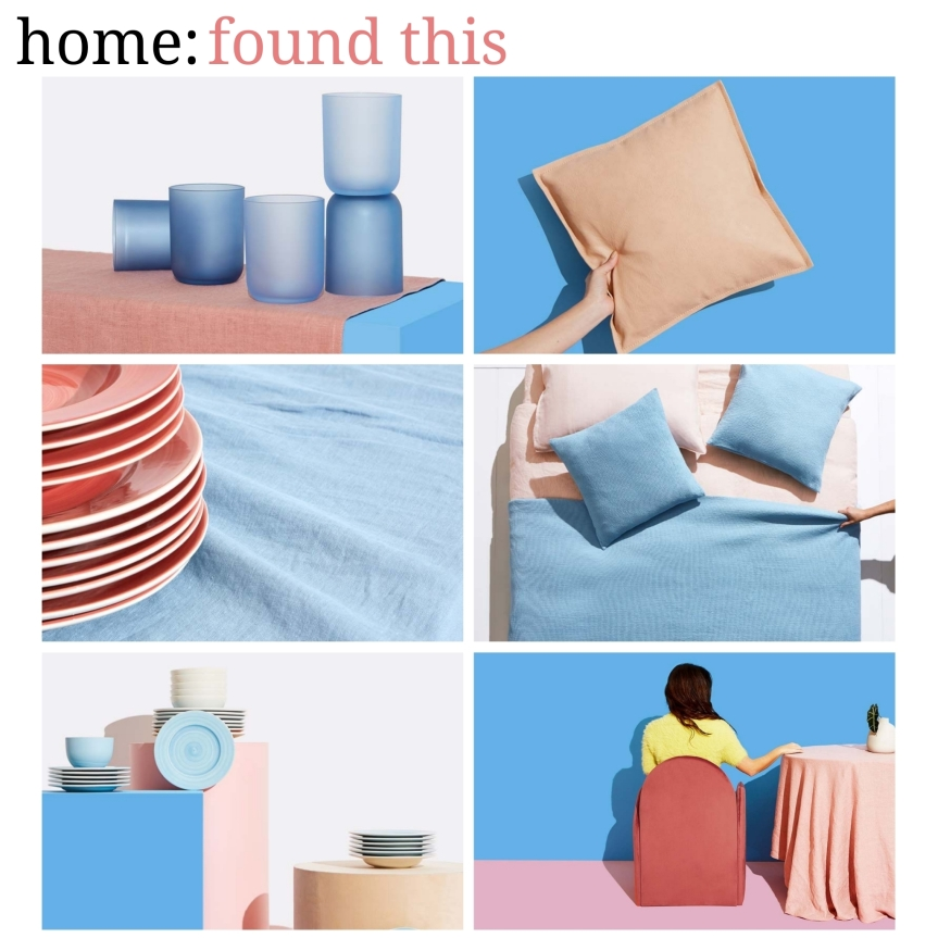 home: found this [ Zara Home ]