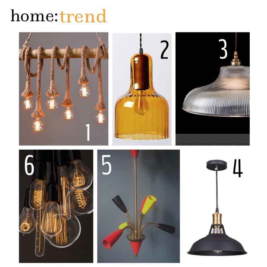 home: trend [ vintage lighting]
