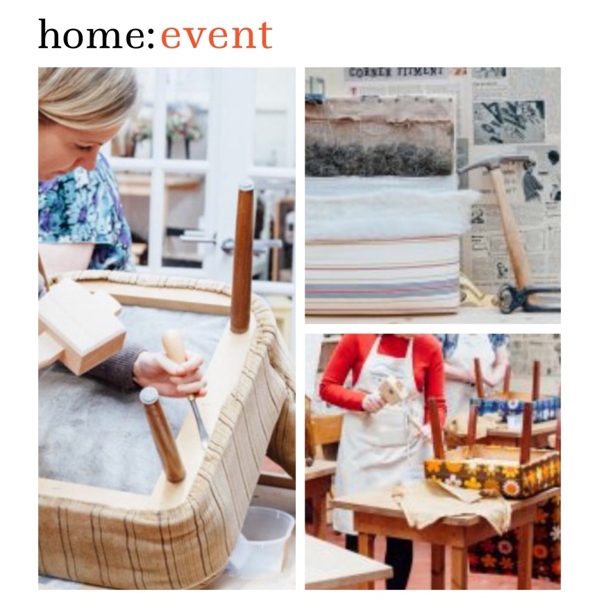 home: event [ upholstery course ]