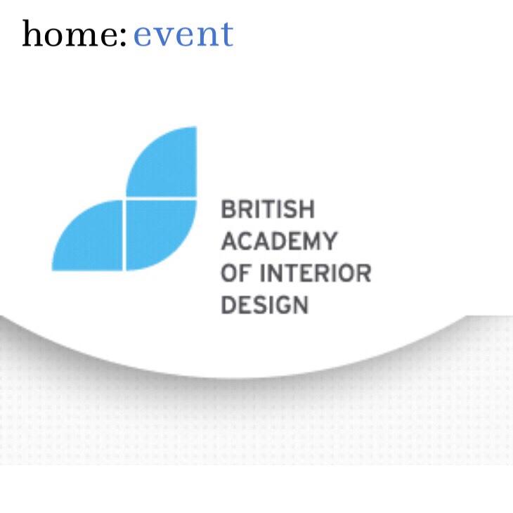 home: event [ interior design courses]