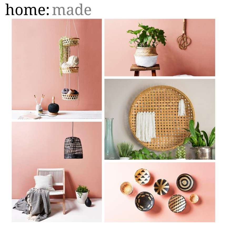 home: made [ baskets ]