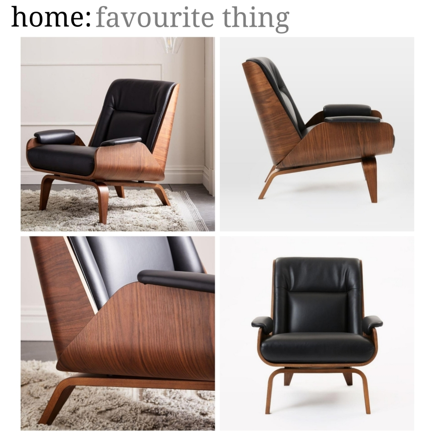 home: favourite thing [ ply chair ]