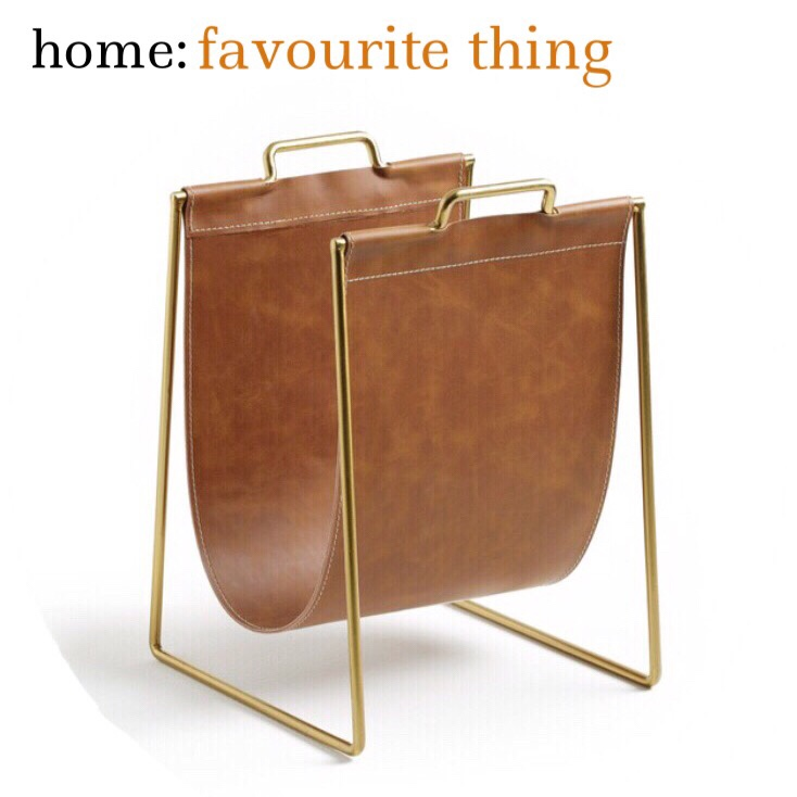 home: favourite thing [ magazine rack ]