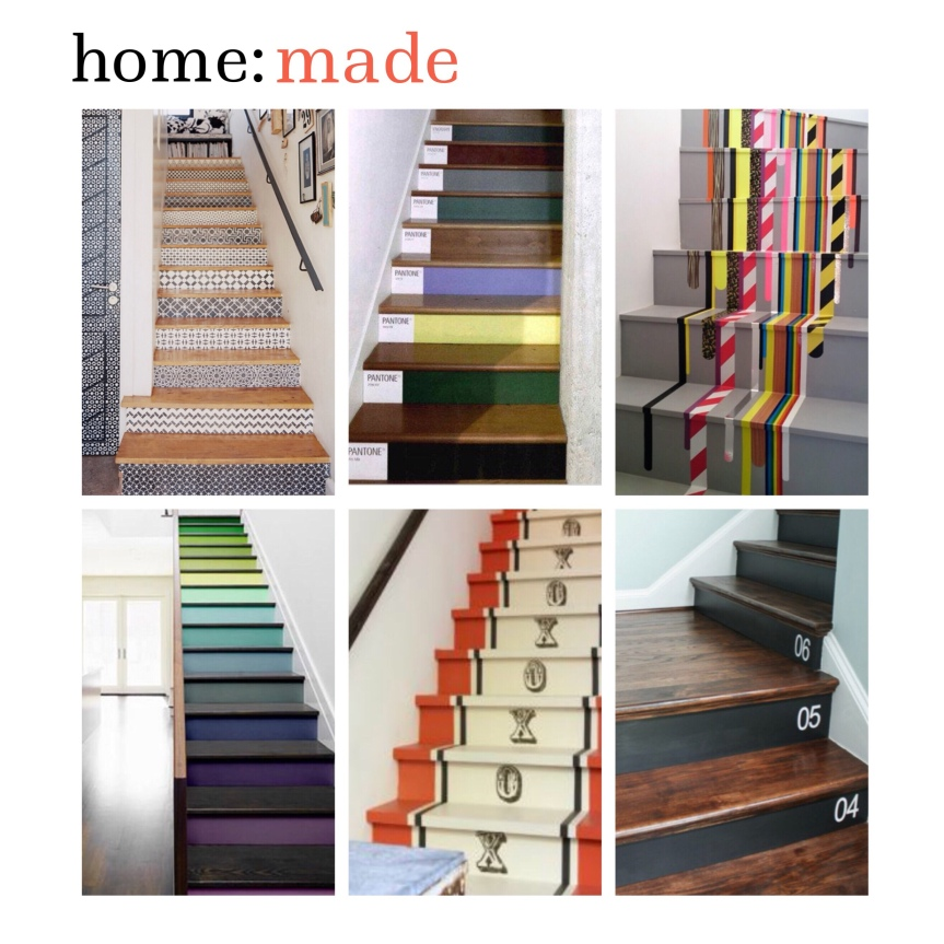 home: made [ staircases]
