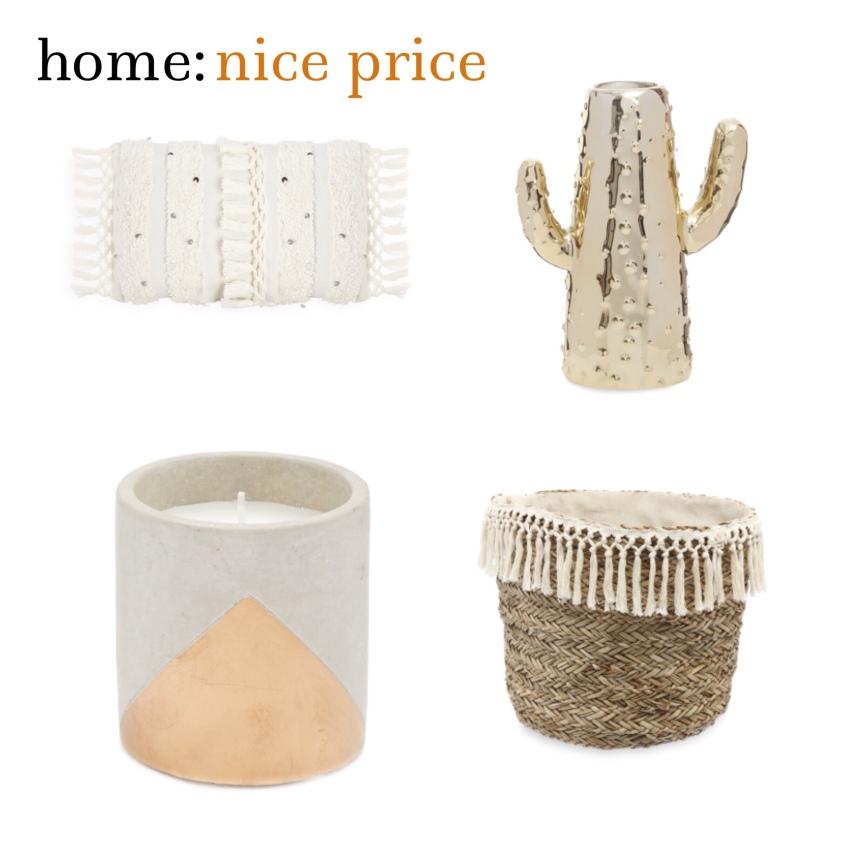 home: nice price [ Primark]