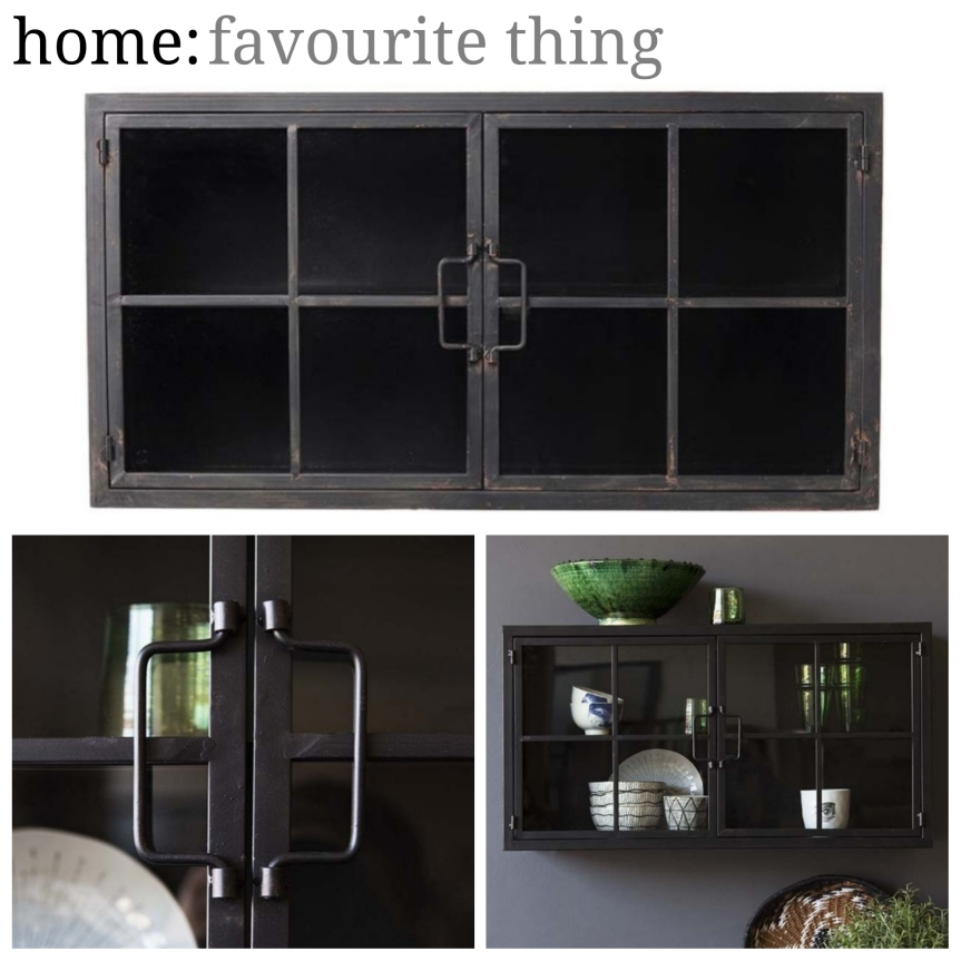 home: favourite thing [ wall cabinet ]