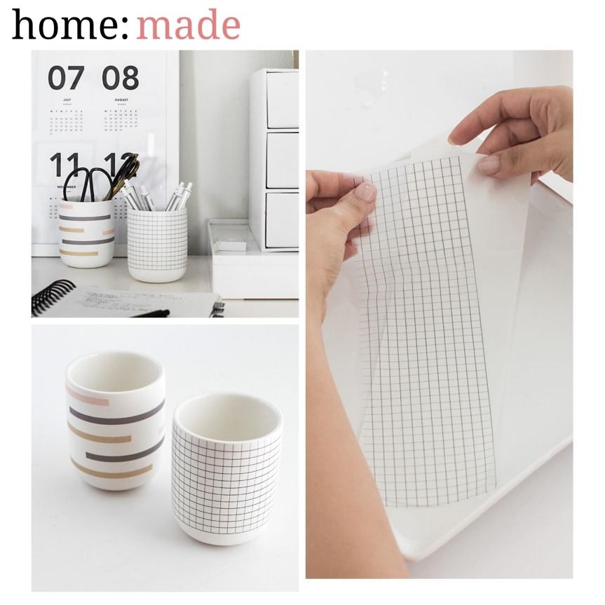 home: made[ printing on ceramics]
