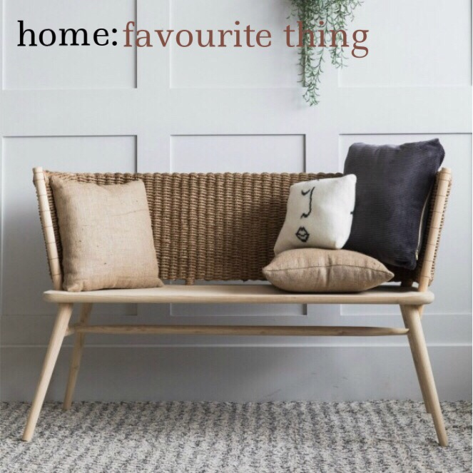 home: favourite thing [ two seater]