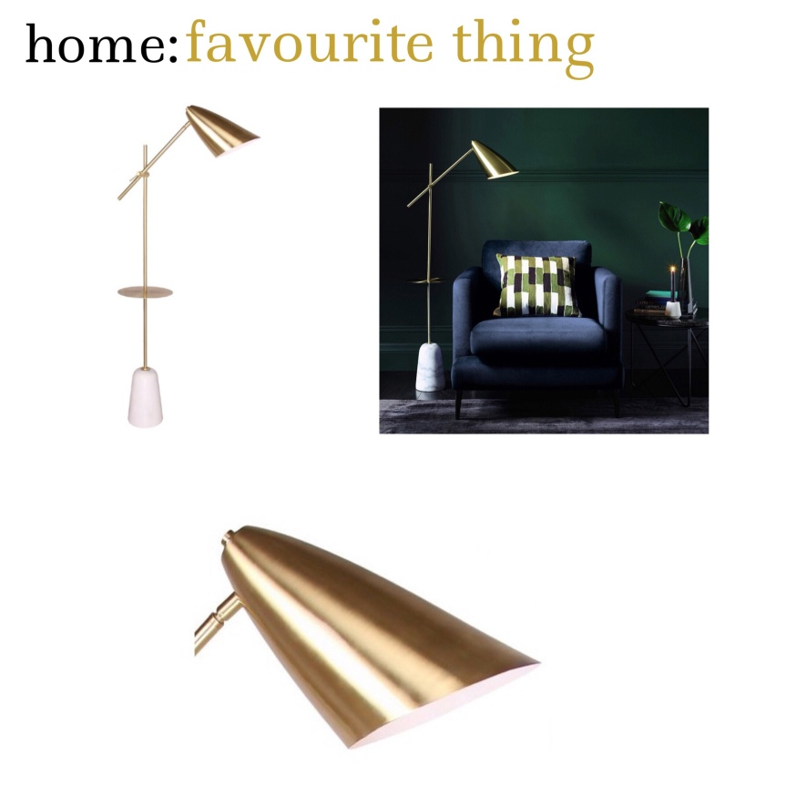 home: favourite thing [ floor lamp ]