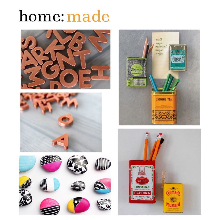 home: made [ kitchen magnets ]