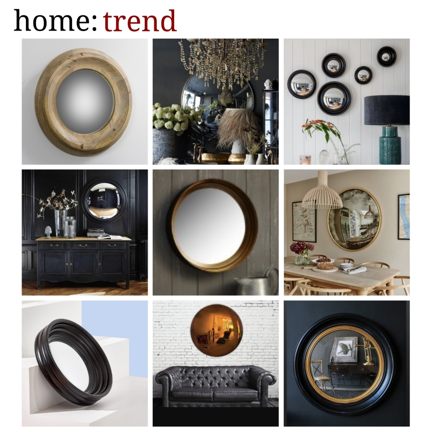 home: trend [ convex mirrors]
