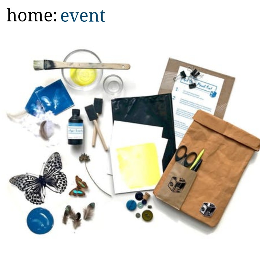 home: event [ cyanotype workshop ]