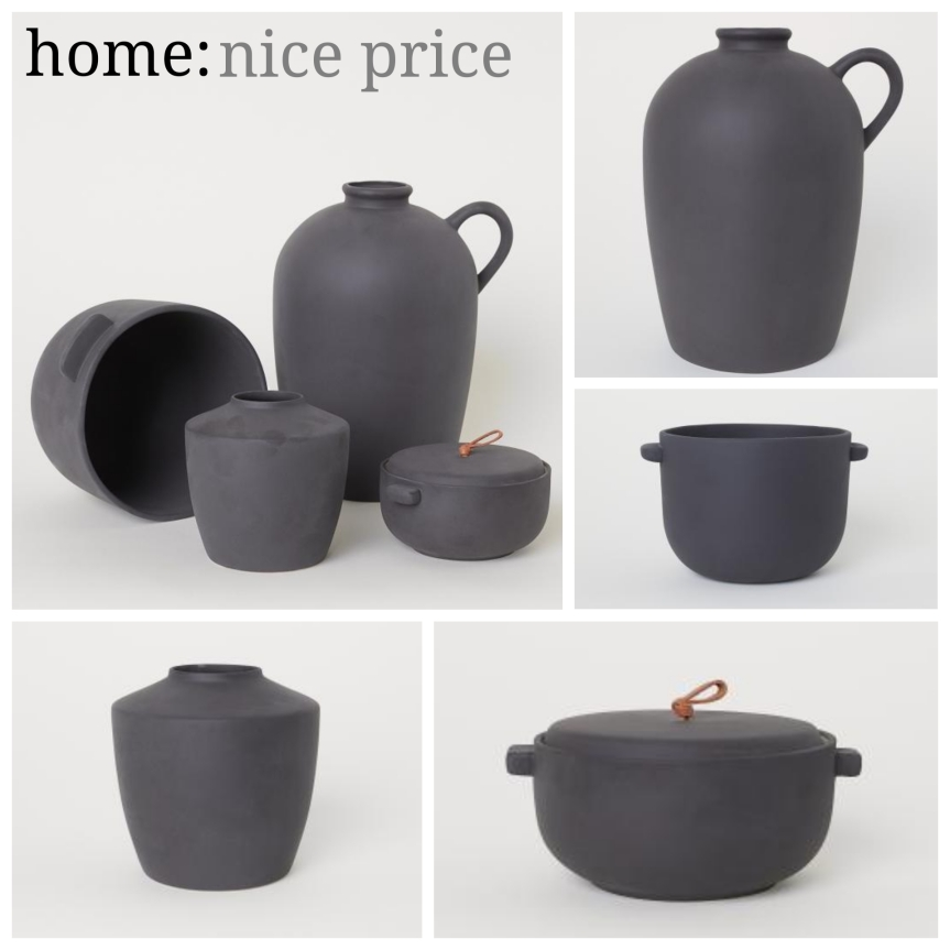 home: nice price [ stoneware ]