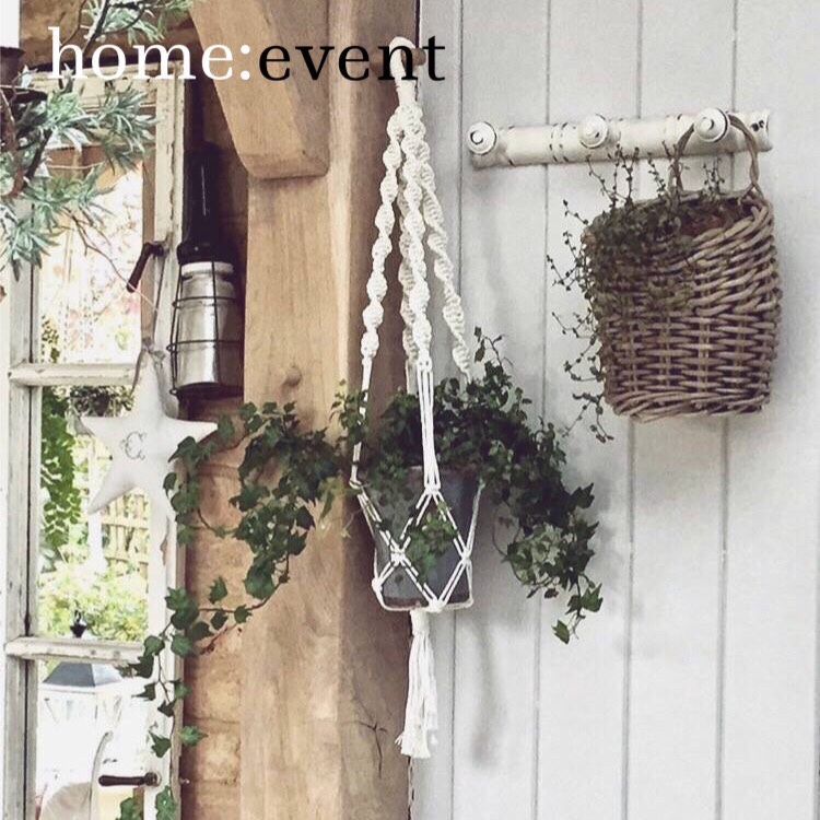 home: event [ macrame workshop]