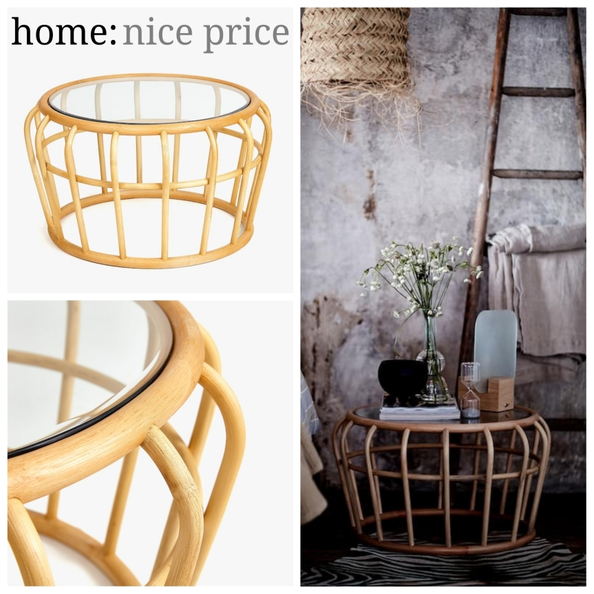 home: nice price [ rattan table ]