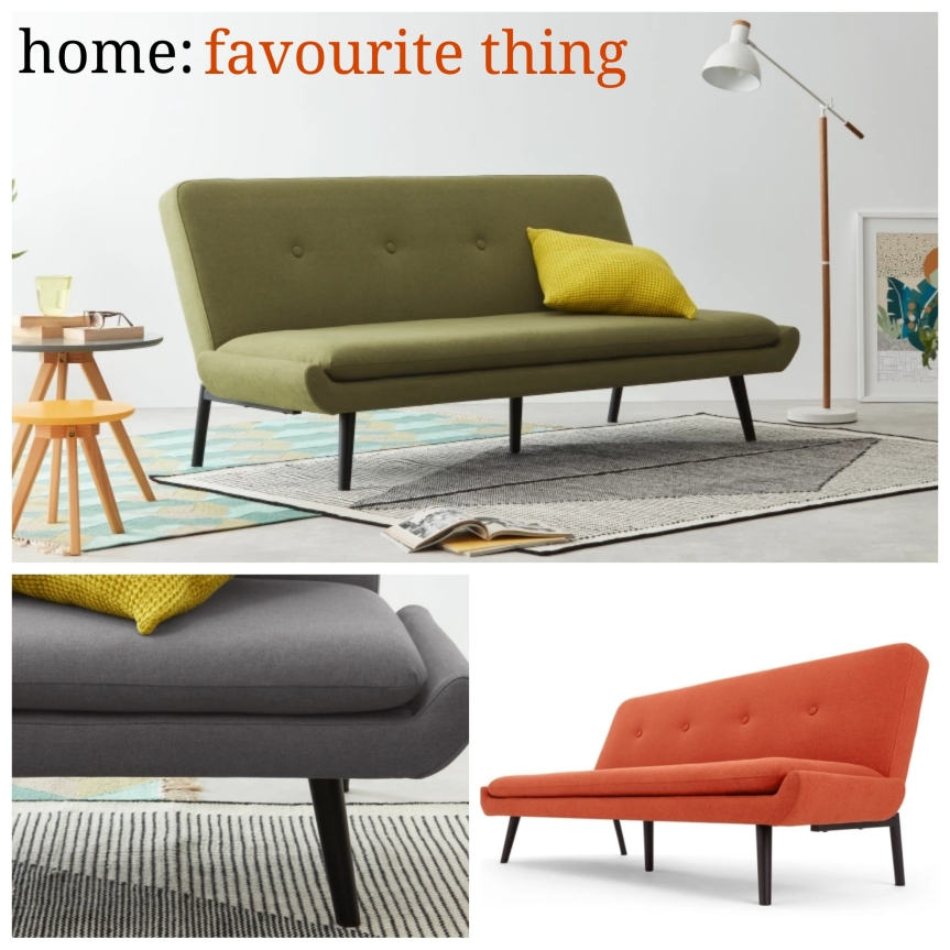 home: favourite thing [ sofa bed ]