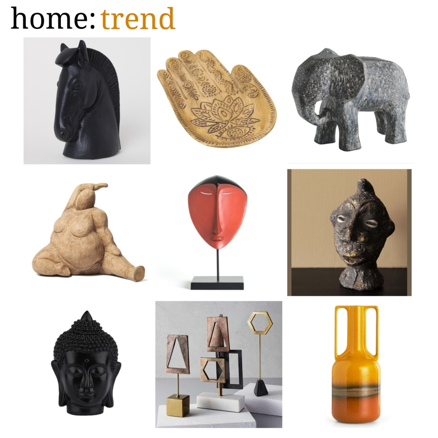 home: trend [ modern artifacts ]