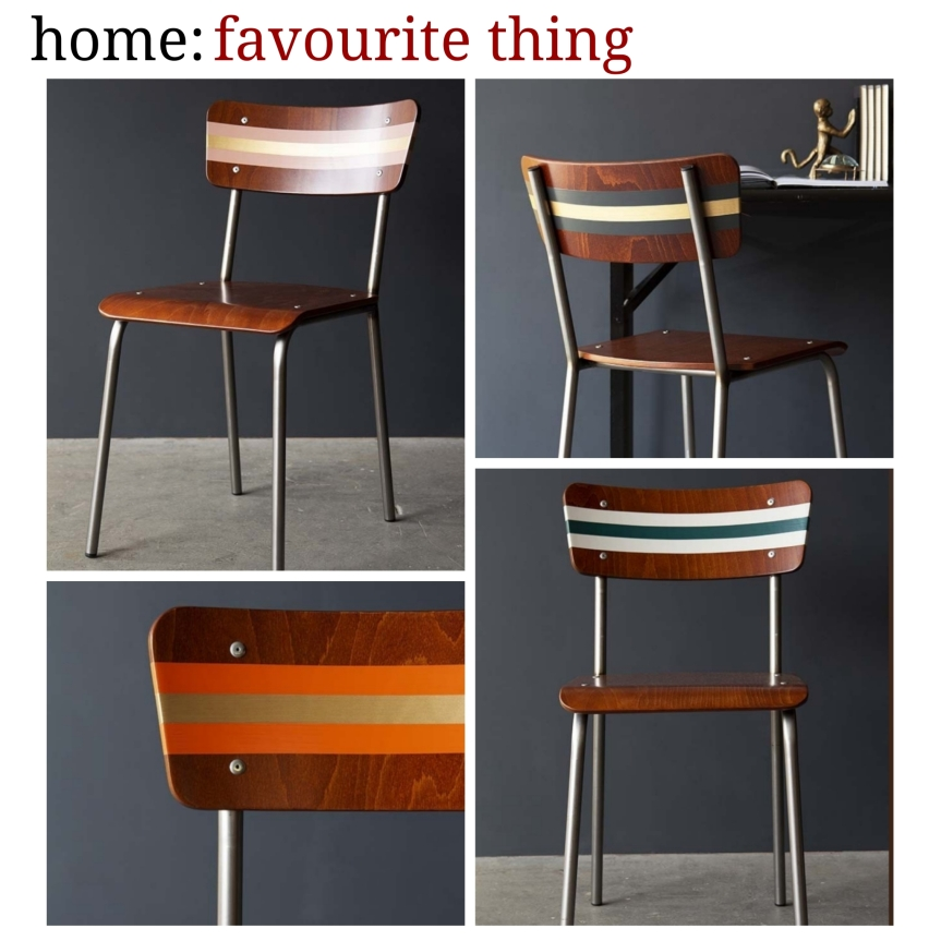 home: favourite thing [ chairs ]