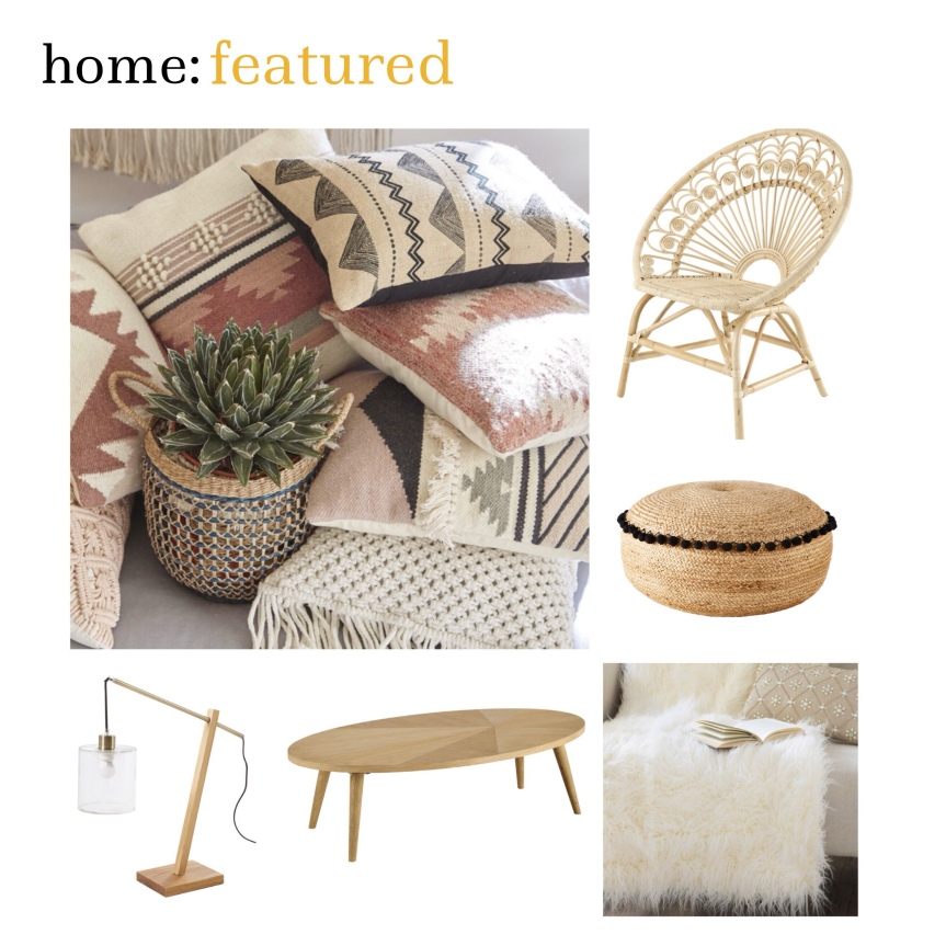 home: featured [ Maison Du Monde ]