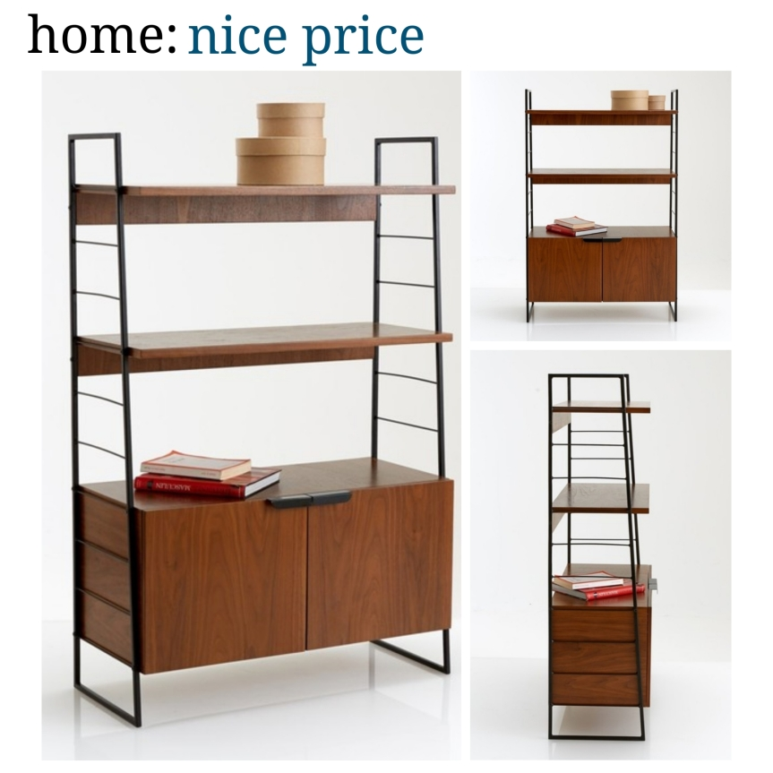 home: nice price [ shelving unit ]