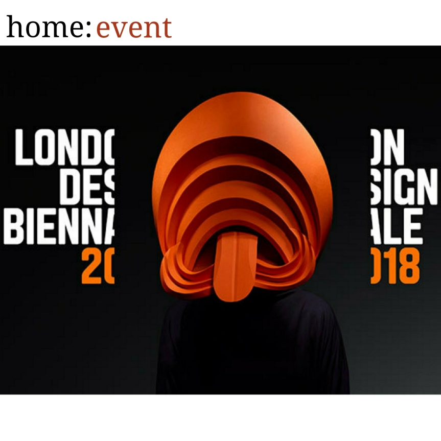 home: event [ London Design Biennale 2018 ]