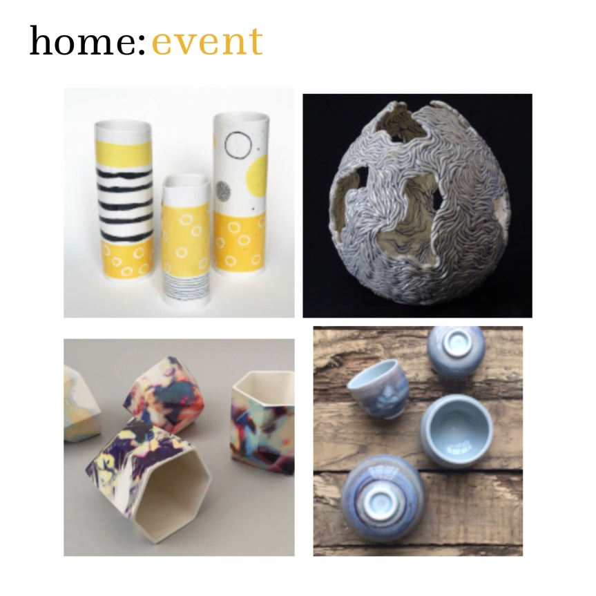home: event [ pottery exhibition ]