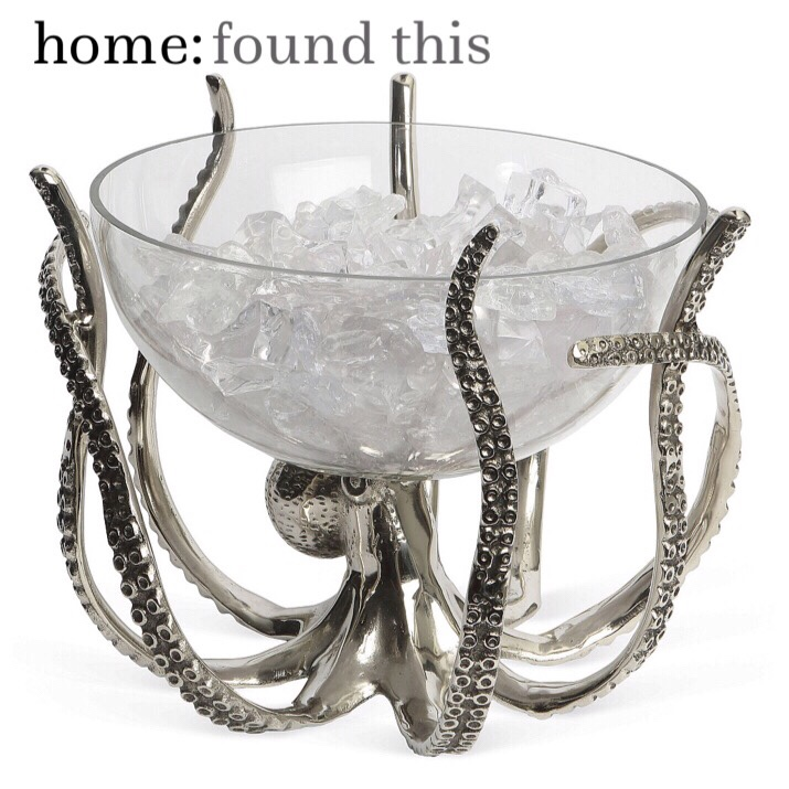 home: found this [ octopus bowl]