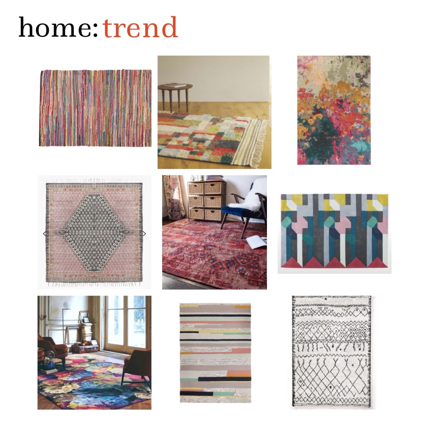 home: trend [ statement rugs]