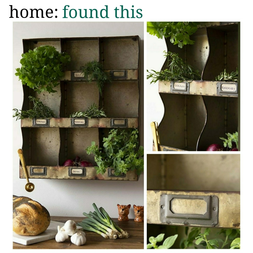 home: found this [ shelf unit ]