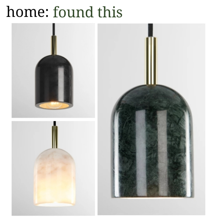 home: found this [ pendant light ]
