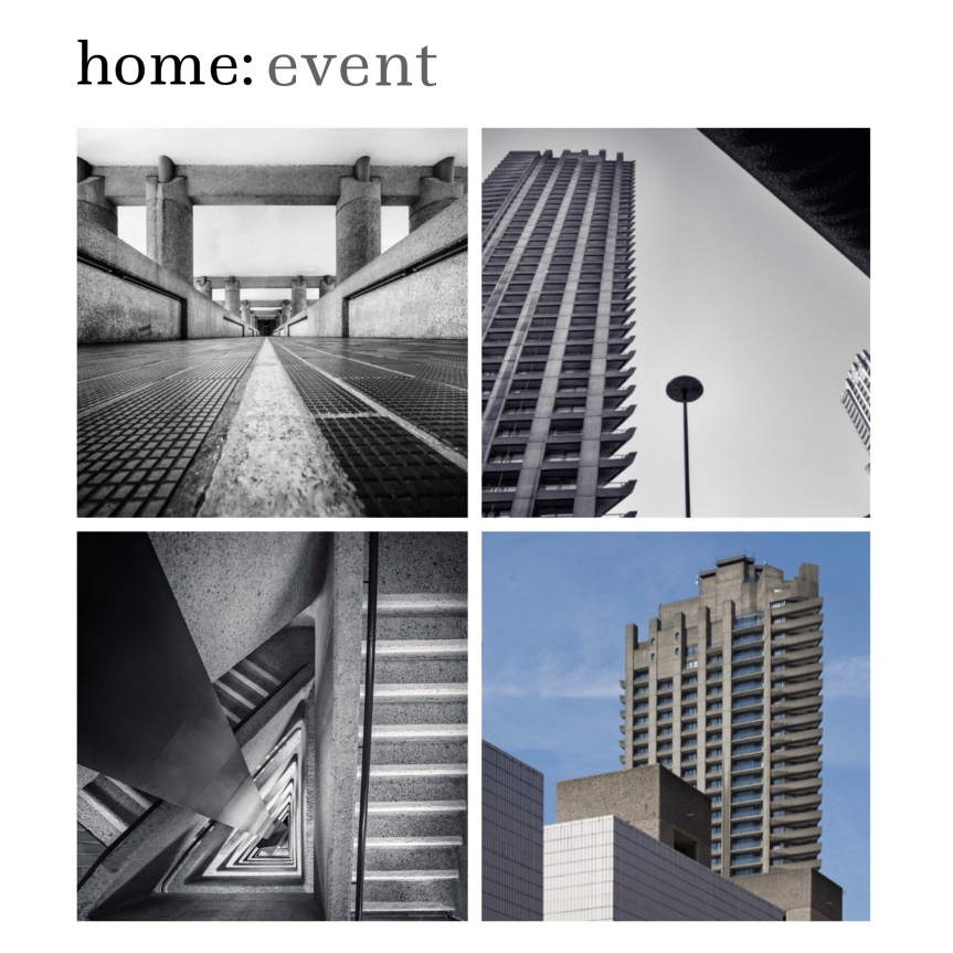 home: event [ Barbican tour ]
