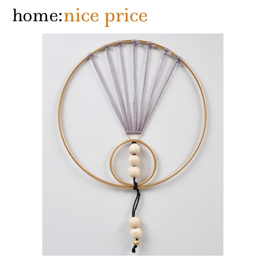 home: nice price [ wall hanging ]
