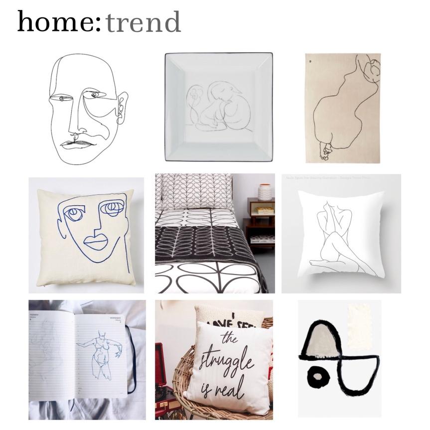 home: trend [ Line Art]