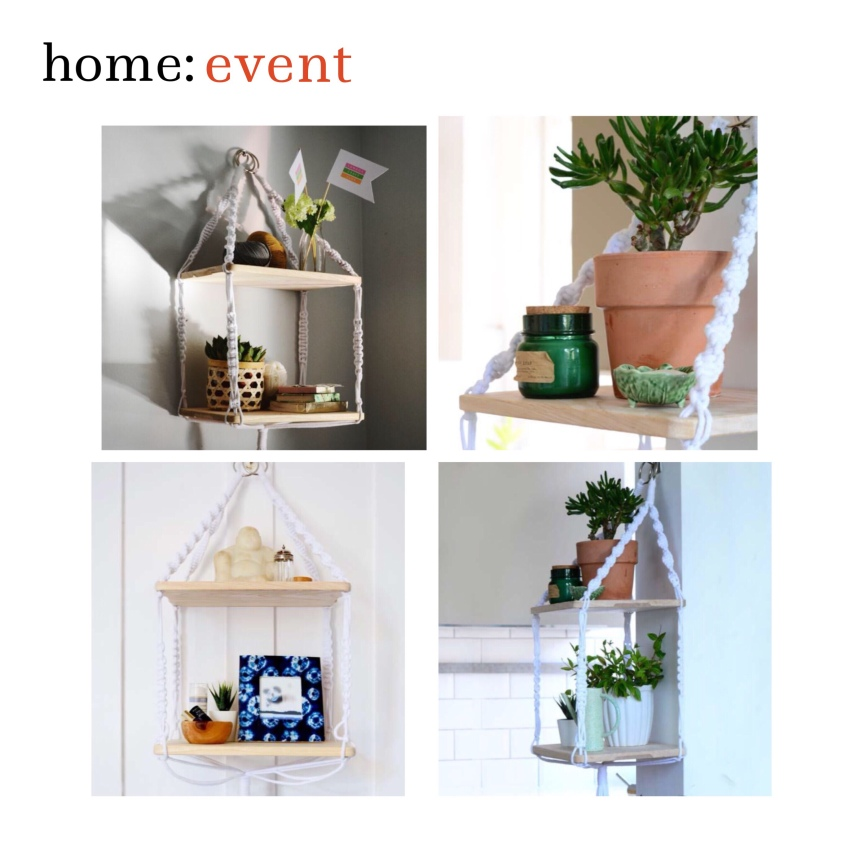 home: event [ crafting class ]