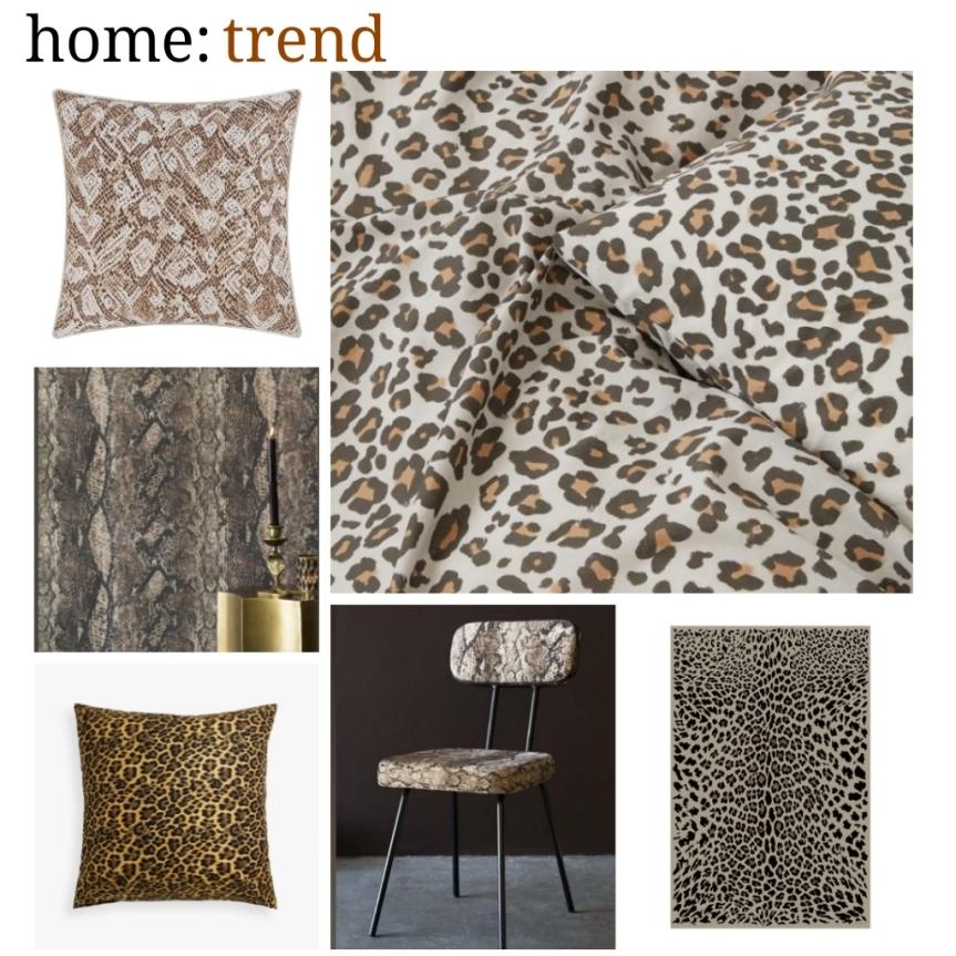 home: trend [ animal print]