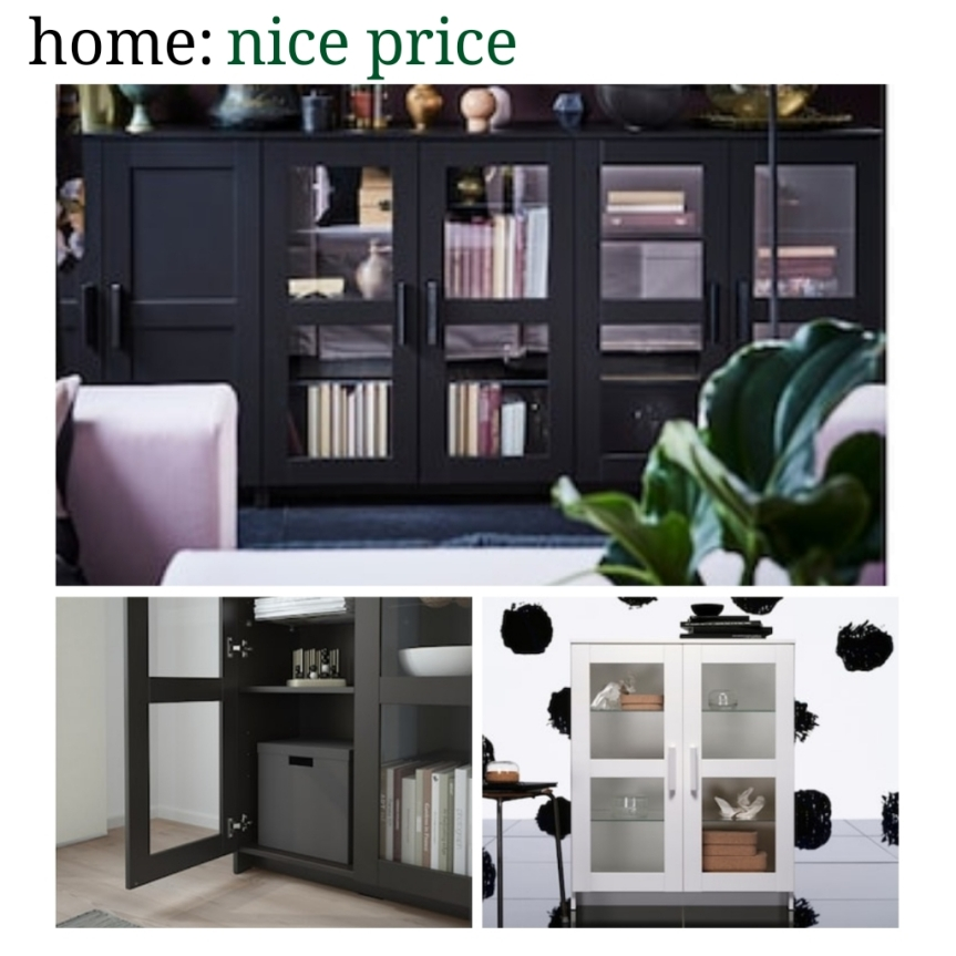 home: nice price [ cabinet ]