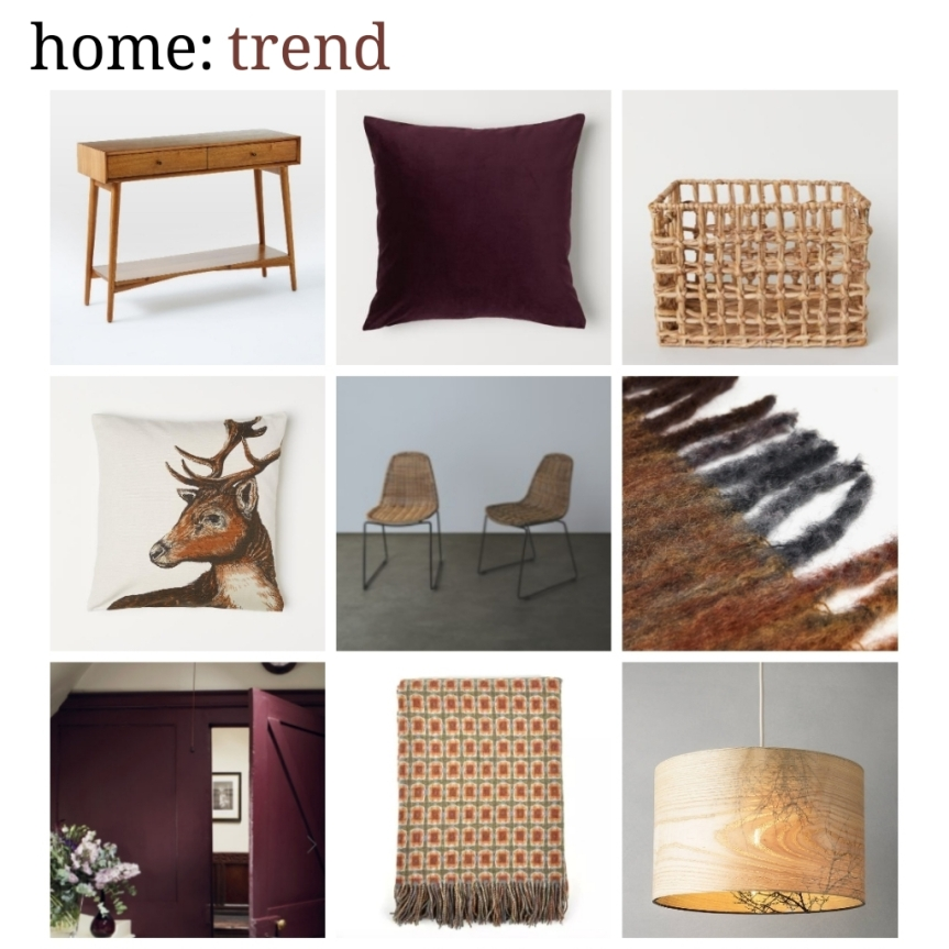 home: trend [ woodland wonder ]